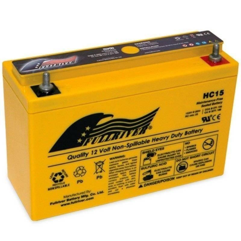 Blockbatterie AGM HC14B, 89,21