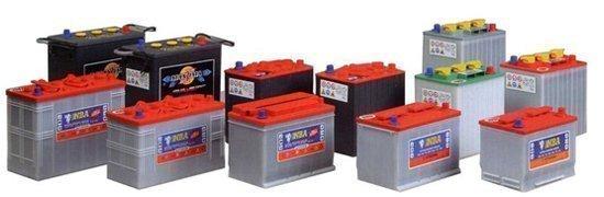 Baterías NBA Batterias